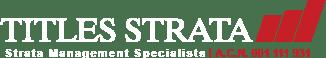 Titles Strata